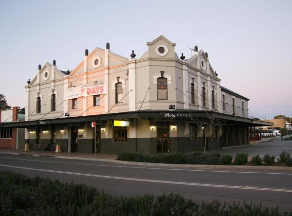 Hotelfoto's: Peden's Hotel, Cessnock