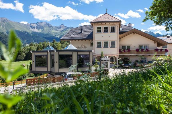 Fotografie hotelů: Alpenapart Alexander, Ladis