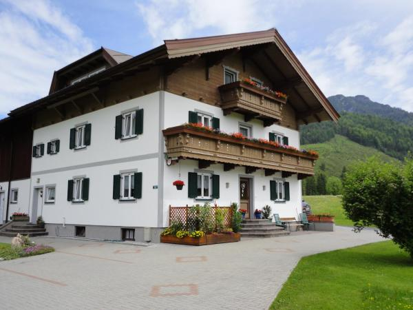 Hotellikuvia: Ferienwohnungen Vordergriess, Hochfilzen
