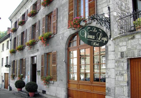 酒店图片: Hotel Le Vieux Logis, 罗什福尔
