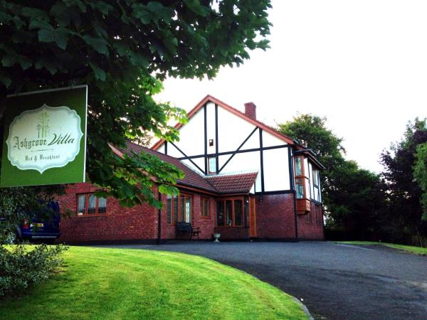 Hotel Pictures: Ashgrove Villa B&B, Londonderry