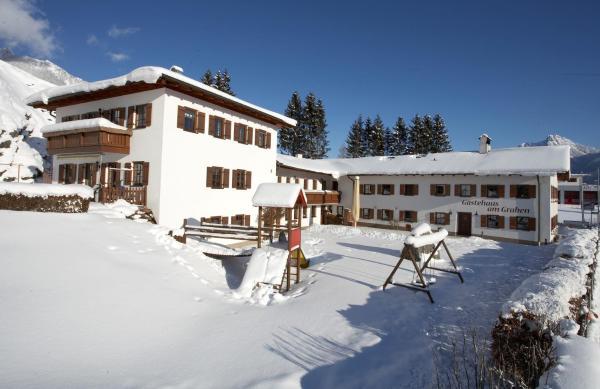 Hotelfoto's: Gästehaus am Graben, Reutte