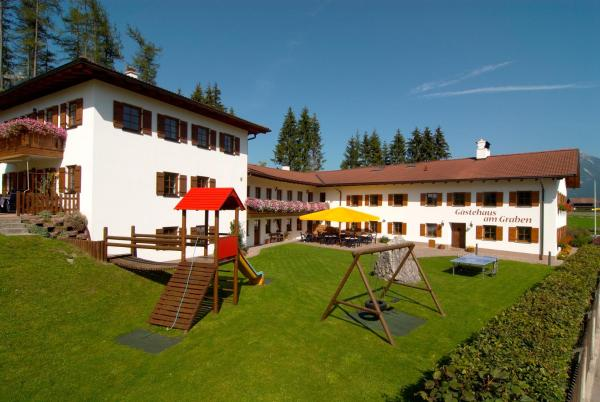 Zdjęcia hotelu: Gästehaus am Graben, Reutte