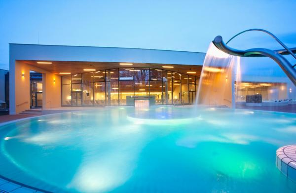 ホテル写真: Vitalhotel der Parktherme, バート・ラトカースブルク