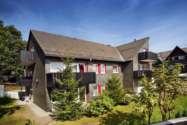 Hotelbilleder: Appartementanlage Vierjahreszeiten, Braunlage