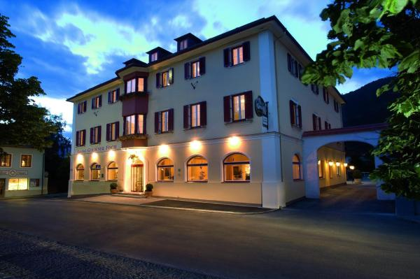 Fotografie hotelů: Gasthof Goldener Fisch, Lienz