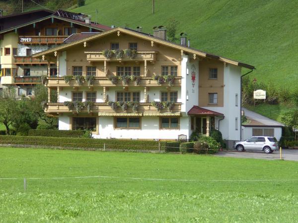 Fotos de l'hotel: Landhaus Tirol, Zellberg