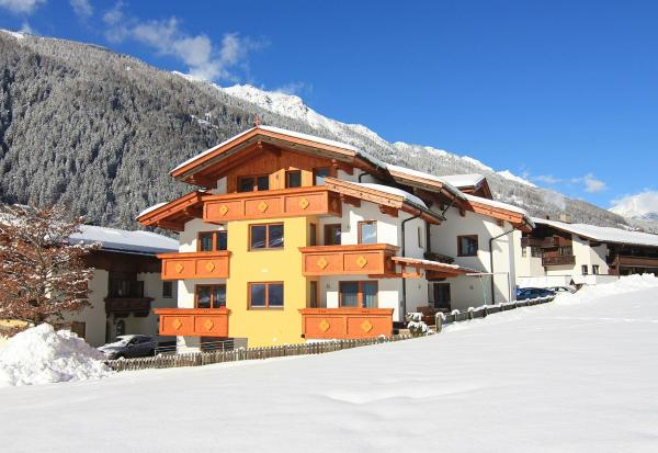 Fotografie hotelů: Haus Rosmarie, Neustift im Stubaital