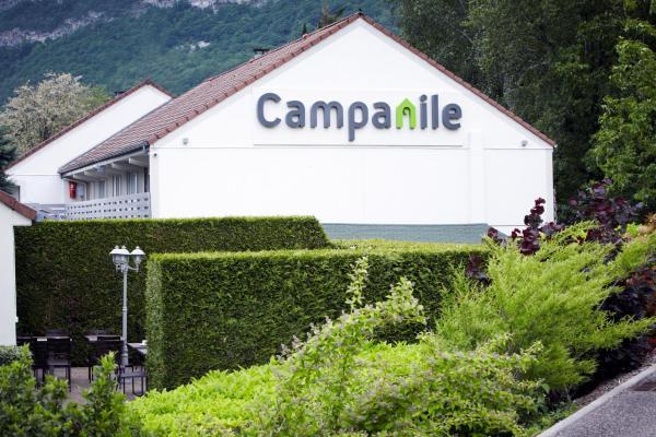 Hotel Pictures: Campanile Grenoble Nord - Saint-Egrève, Saint-Égrève