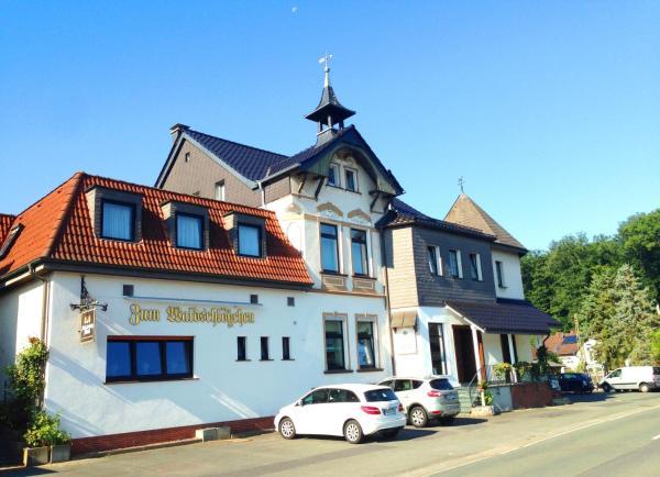 Hotelbilleder: Hotel Waldschlösschen, Füchten