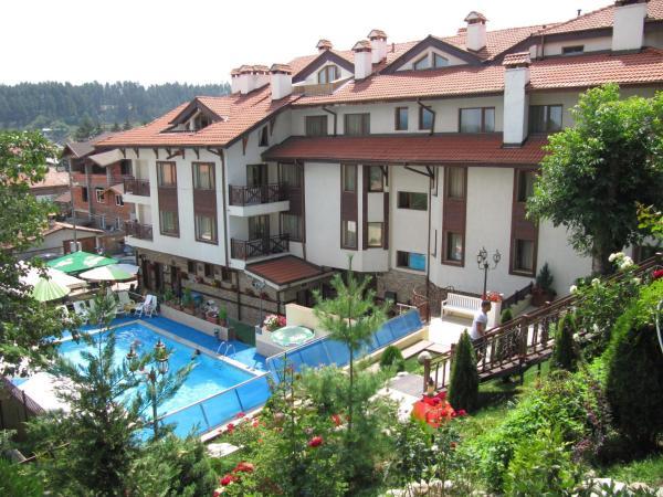 酒店图片: Aquilon Residence & Spa, Banya