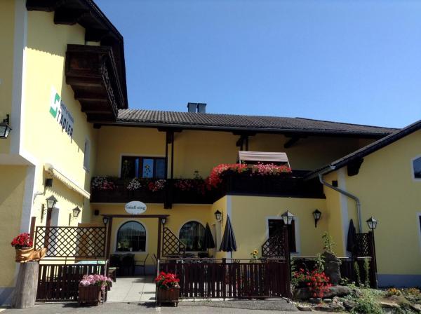 ホテル写真: Gasthof zur Haltestelle, Lasberg