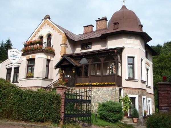 Hotel Pictures: Villa Ludmila, Janske Lazne