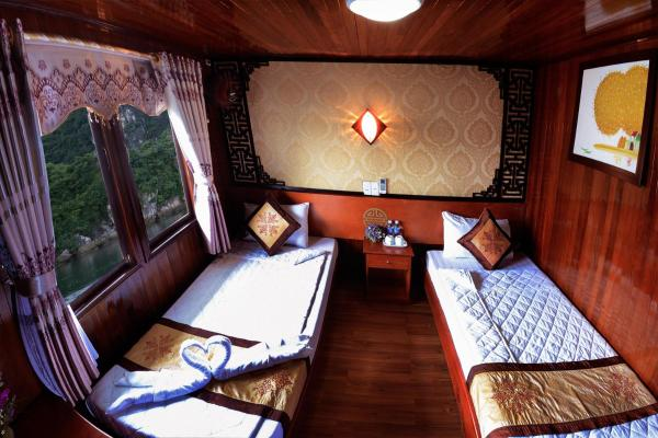 Deluxe Twin Room - 3 Days 2 Nights