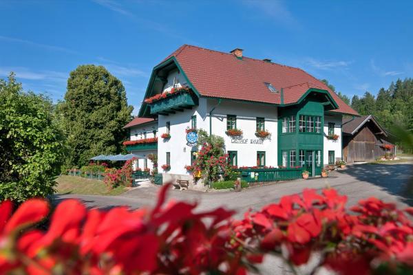 Fotografie hotelů: Biogasthaus Wanker, Techelsberg am Worthersee