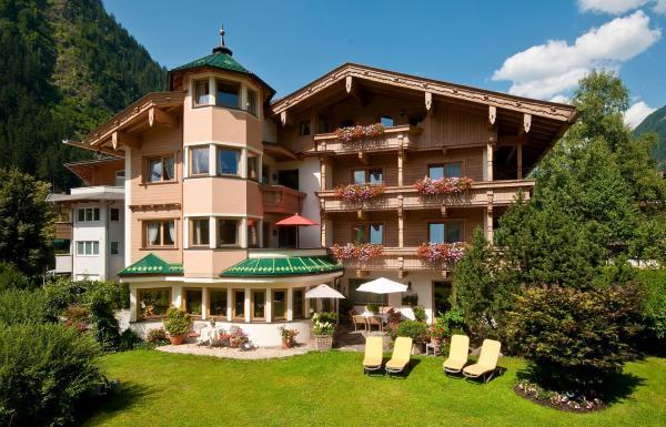 Hotelbilleder: Hotel Garni Glockenstuhl, Mayrhofen