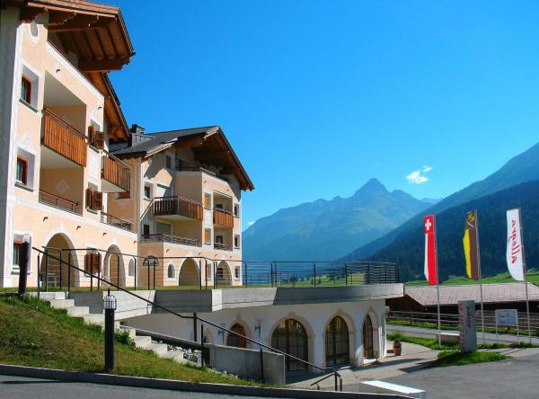 Hotel Pictures: Hotel Allegra, Zuoz