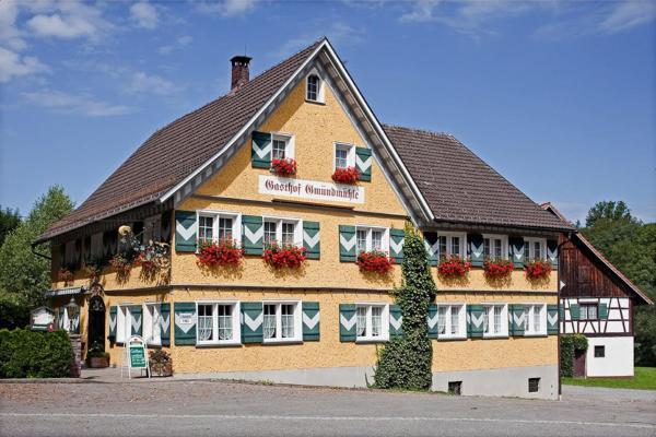 Φωτογραφίες: B&B Gmündmühle, Hohenweiler