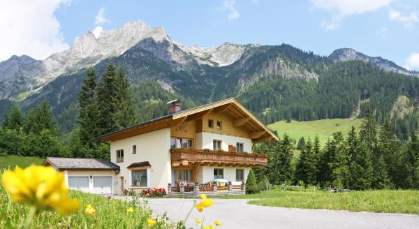 Photos de l'hôtel: Apartments Alpenfrieden, Sankt Martin am Tennengebirge