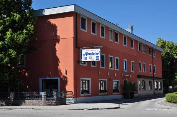 Fotografie hotelů: Hotel Almtalerhof, Traun