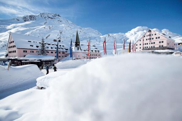 Zdjęcia hotelu: Arlberg Hospiz Hotel, Sankt Christoph am Arlberg