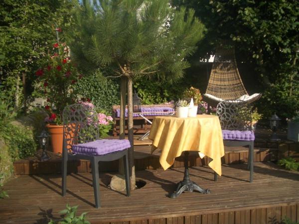 Hotel Pictures: La Rocheline, La Croix-en-Touraine