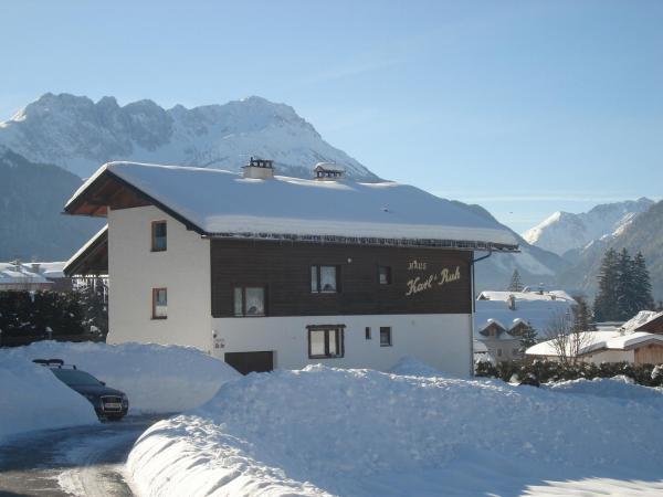 Hotellikuvia: Haus Karl's Ruh, Ehrwald