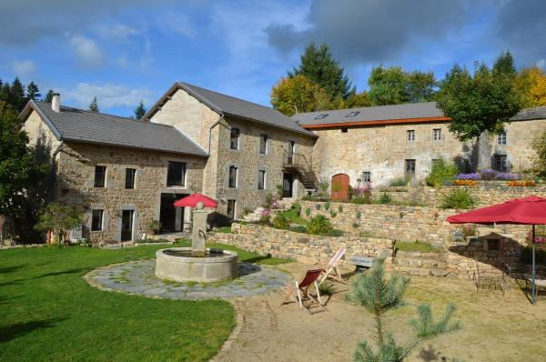 Hotel Pictures: Moulin de Montabonnel, Devesset