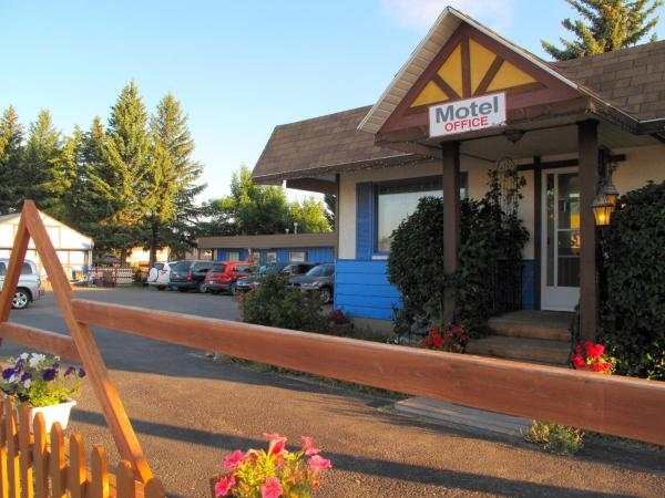 Hotel Pictures: Blue Mountain Motel, Pincher Creek