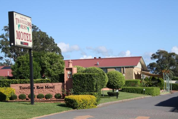 酒店图片: Hunter Valley Travellers Rest Motel, 塞斯诺克