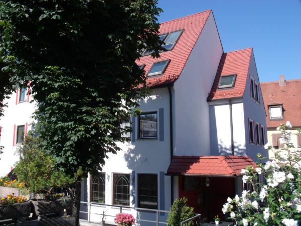 Hotelbilleder: Hotel Brehm, Würzburg