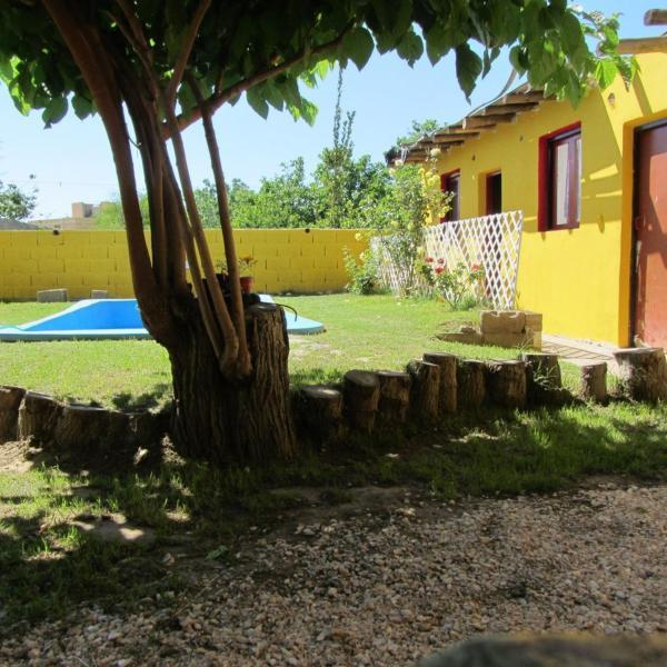 Hotel Pictures: Hostel Campo Base Valle De La Luna, San Agustín de Valle Fértil