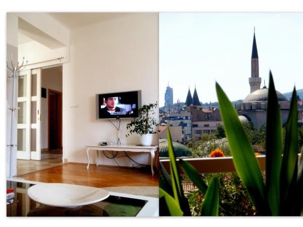 Hotelbilleder: Apartment Baščaršija Live, Sarajevo
