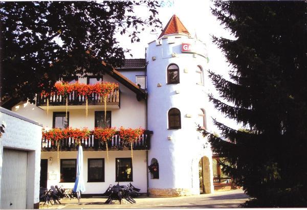 Hotel Pictures: Hotel Gasthof Turm, Grünhaid