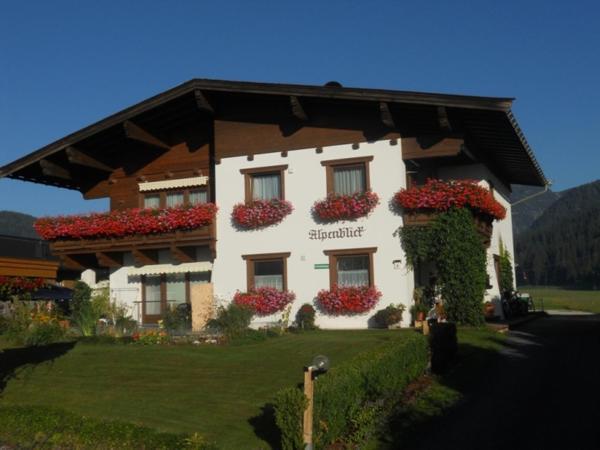 ホテル写真: Ferienwohnungen Haus Alpenblick, ヴァイトリンク