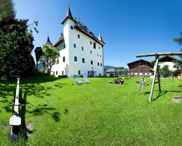 Hotelbilleder: Saalhof Castle, Maishofen