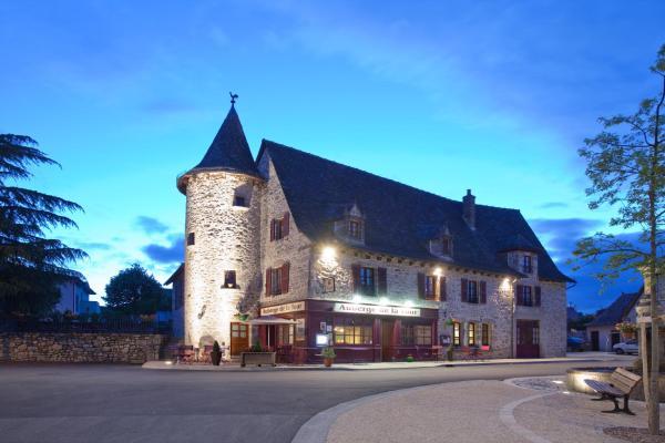 Hotel Pictures: Auberge de la Tour, Marcolès