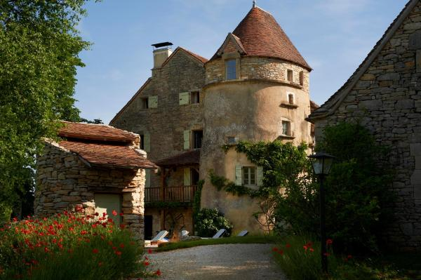 Hotel Pictures: Mas de Garrigue, Calvignac