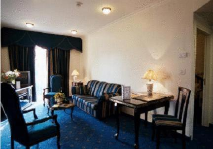 Superior Suite with Balcony (3 Adults)