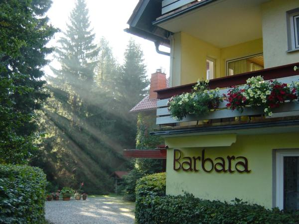 Hotel Pictures: Hotel Barbara, Warmensteinach