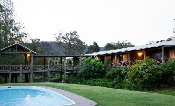 Hotellikuvia: Riverwood Downs Of Barrington Tops, Monkerai