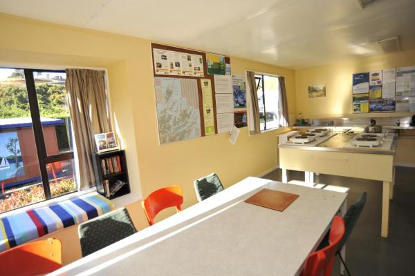 Standard Twin Cabin with Shared Bathroom and Shared Kitchen