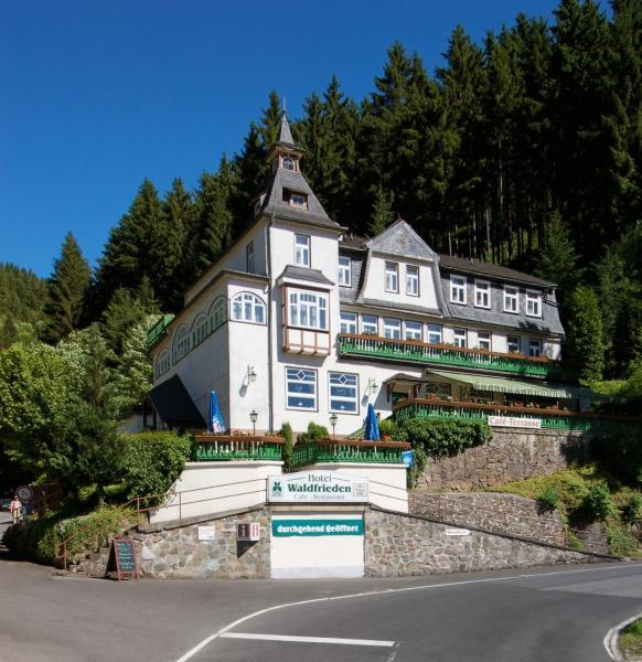 Hotel Pictures: , Meuselbach-Schwarzmühle