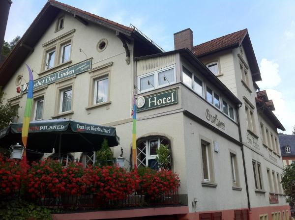 Hotelbilleder: Gasthof Drei Linden, Bad Berneck im Fichtelgebirge