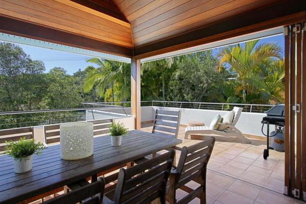 ホテル写真: Clarkes Beach Villa Byron Bay, バイロンベイ