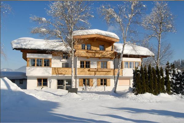 Fotografie hotelů: Appartement Steinbock, Sankt Johann in Tirol