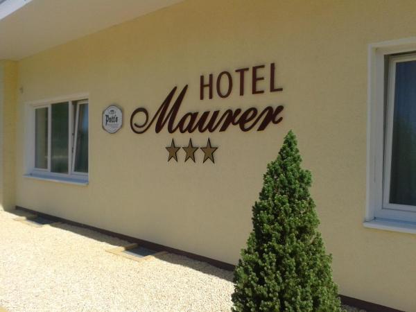 Hotelbilleder: Hotel Maurer, Ladbergen