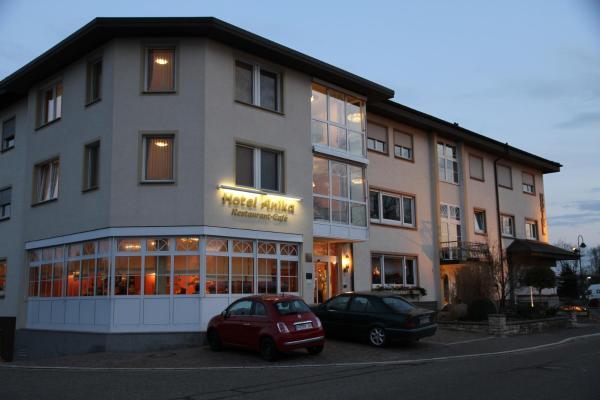 Hotelbilleder: Hotel Anika, Neuenburg am Rhein