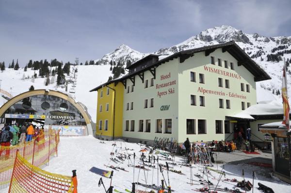 Hotellbilder: Wismeyerhaus, Obertauern