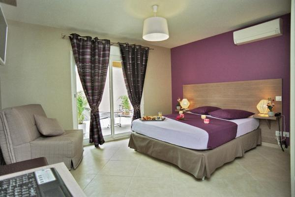 Hotel Pictures: Hôtel l'Anvia, Bollène